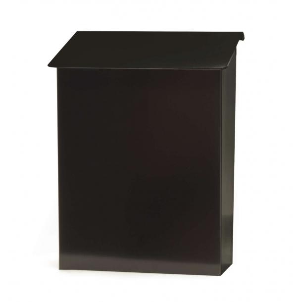 Mailbox 335 x 270 x 130 mm black
