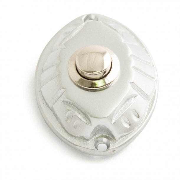 Bell push - Satin Chrome - Model 543