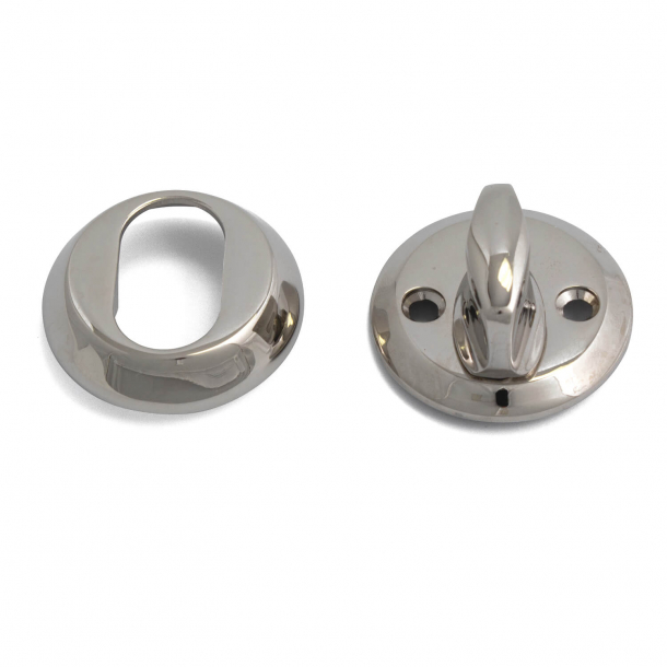 Habo Cylinder / roterande set 11mm Nickel