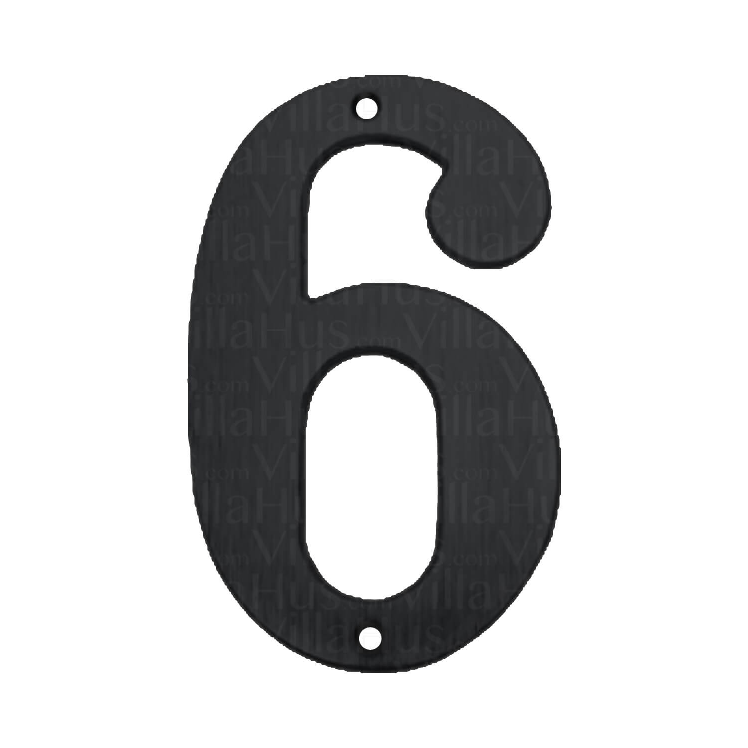 house numbers black 140 mm model 572 house numbers