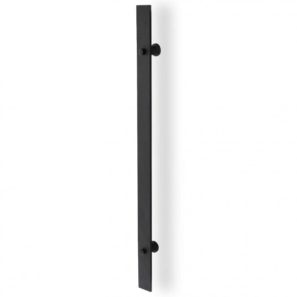 Uchwyt do drzwi przesuwnych - Czarna stal nierdzewna - IN.0023.450112