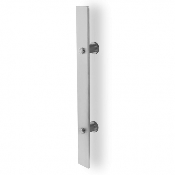 Uchwyt do drzwi przesuwnych - Stal nierdzewna - 400 mm - IN.0035.450111.RUSTF