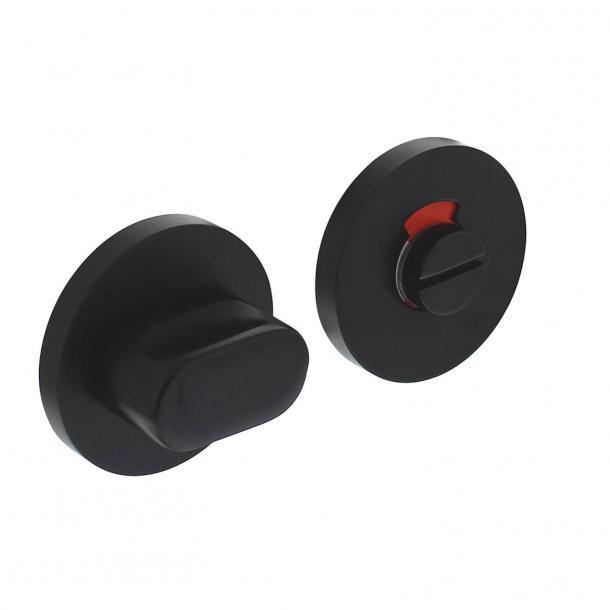 Toilet lock - Black - Intersteel - Model 010060 - cc38mm