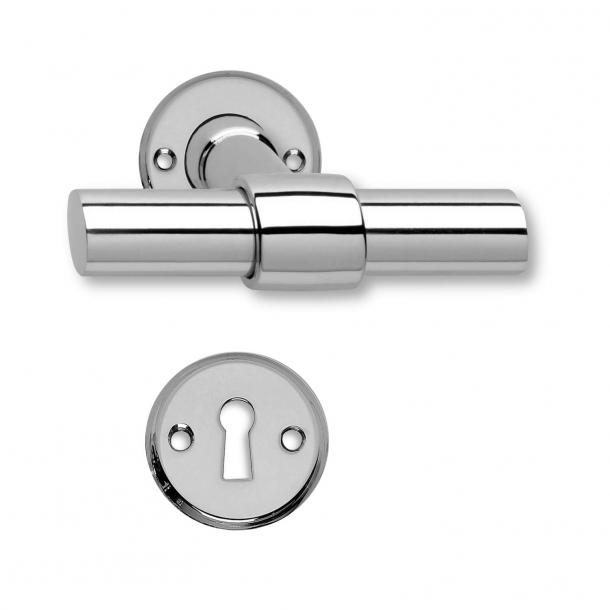 Klamka do drzwi  - Chrom - Model 461