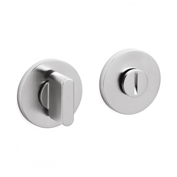 WC beslag - Borstat rostfritt stål - Gio Ponti LAMA L.