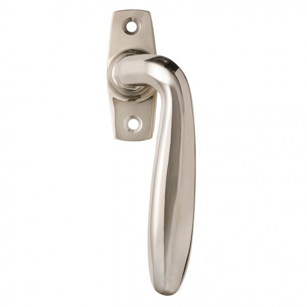 Espagnolette handle - Satin nickel - Right - Model 2689