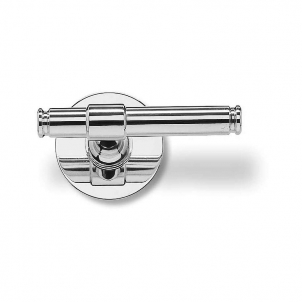 RANDI chrome plated door handle - H-shape - Model p3012.94