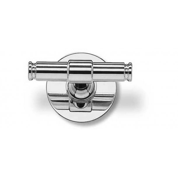 RANDI chrome plated door handle - H-shape - Model p3013.94