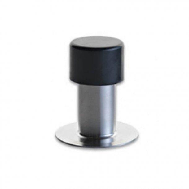 Doorstopper - RANDI - Brushed steel - Floor model 7600