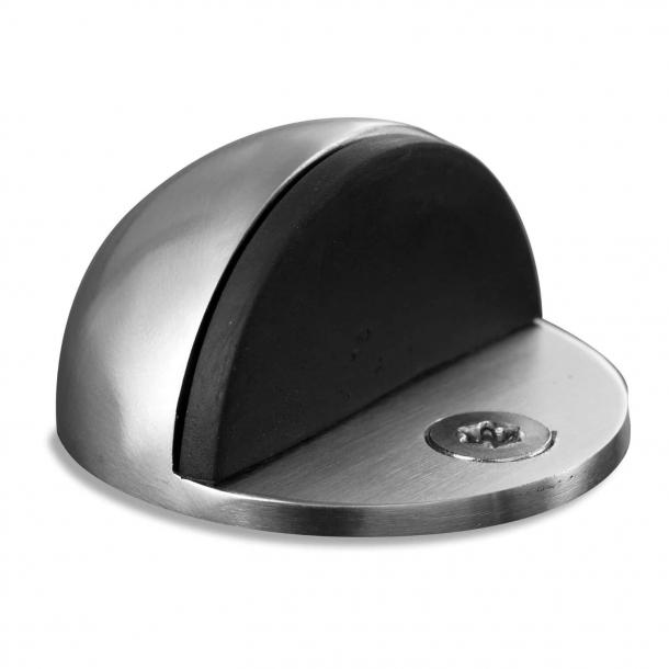 Dørstopper skildpadde - RANDI - Børstet rustfri stål - Gulvmodel 7607