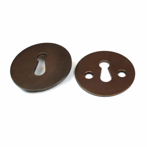 Escutcheon - Browned brass - Randi - model p3140.94.C