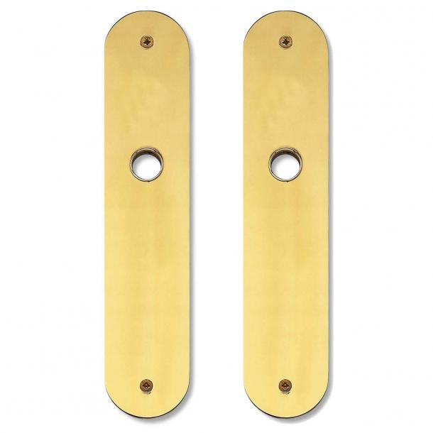 Back plate - Brass - RANDI Classic Line - Model p3230.90