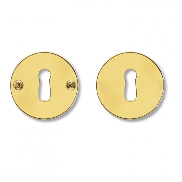 Key Escutcheon - Brass, RANDI - cc38mm - model p3156.94.E
