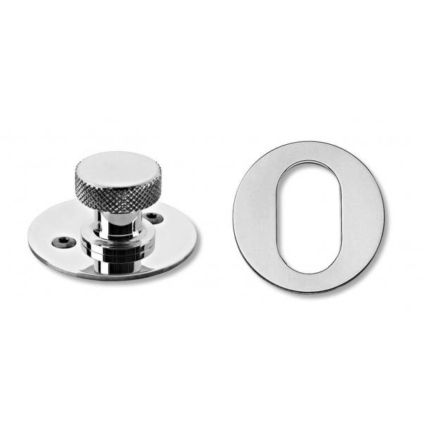 RANDI Twist / Cylinder Ring - Chrome - Modell p3140.91