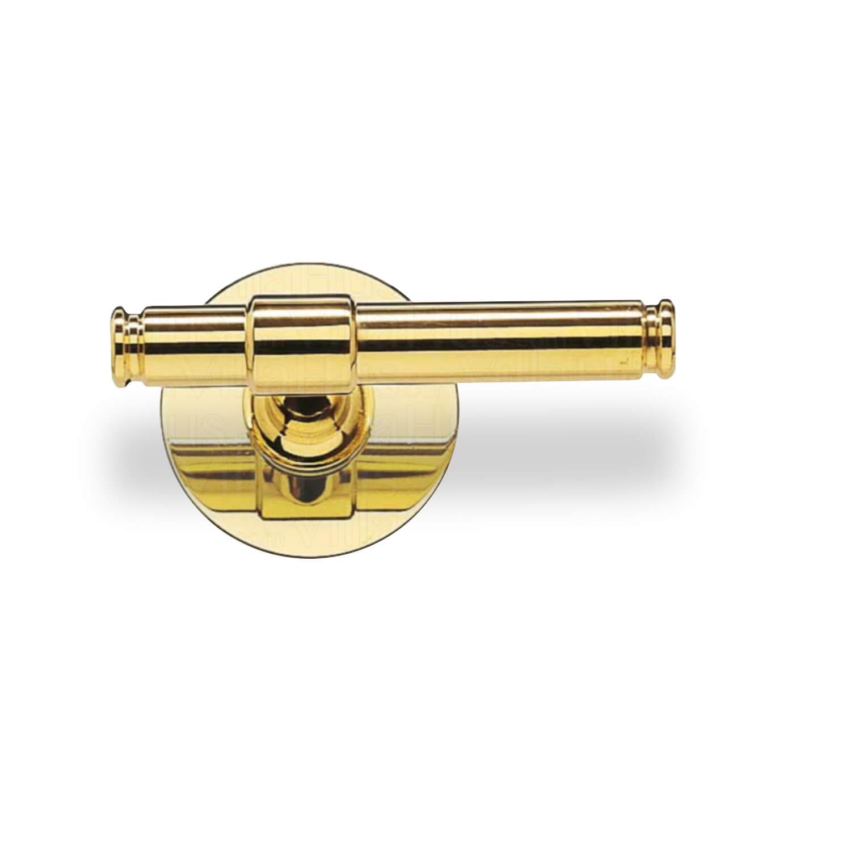 Door Handle Brass Classic Line Model P301295