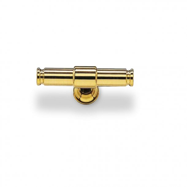 Door handle without rosettes - Brass - Classic Line - Model p301390