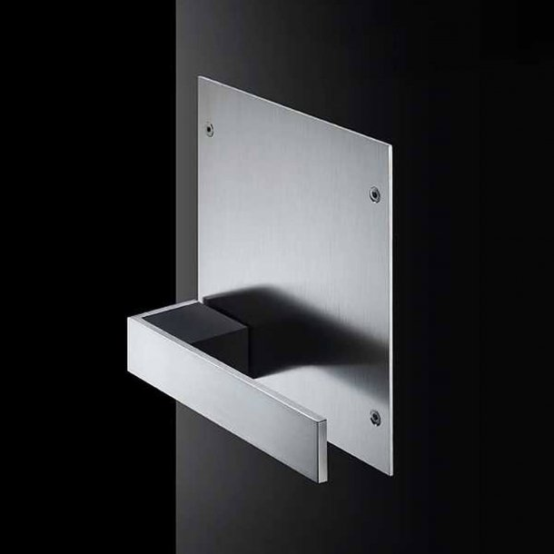 RANDI door handle SQUARE - Stainless steel