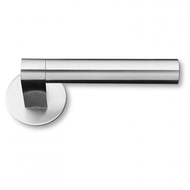 Dørgreb - Børstet stål - GRATA - Model 1077 - cc30mm