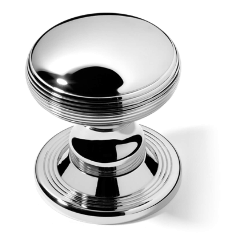 centre door knobs chrome plated 88 mm p2134 a. Black Bedroom Furniture Sets. Home Design Ideas