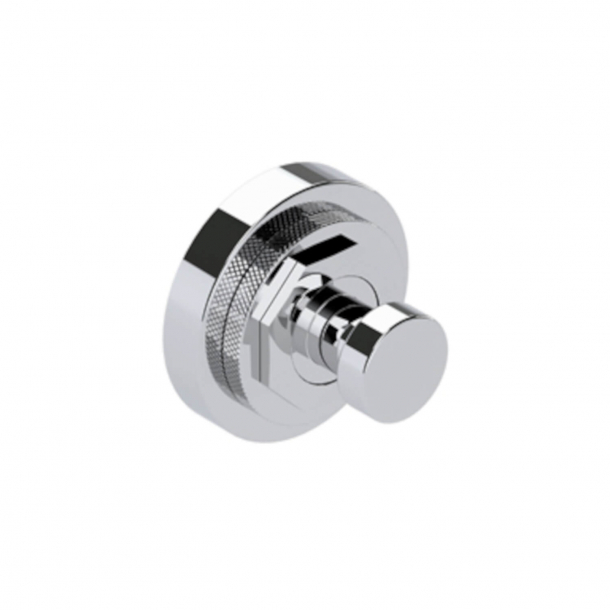 Hook for bathroom - Samuel Heath - Chrome - LANDMARK PURE - Ø56 mm - Model N7632K