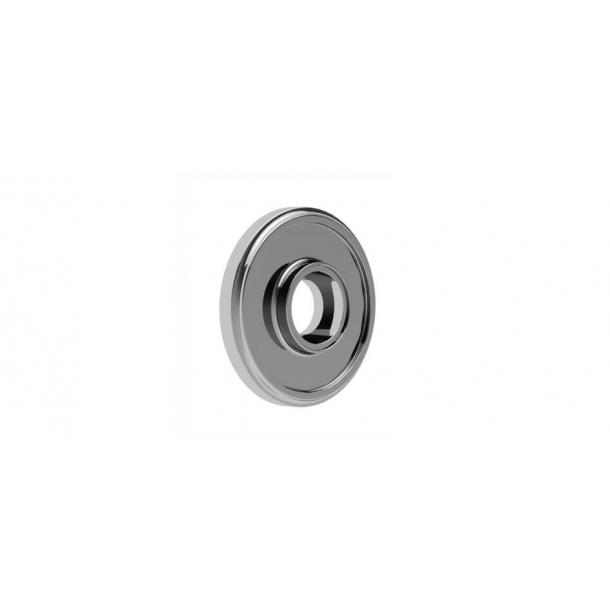 Rosset - Hidden screws - Chrome 54/60 mm