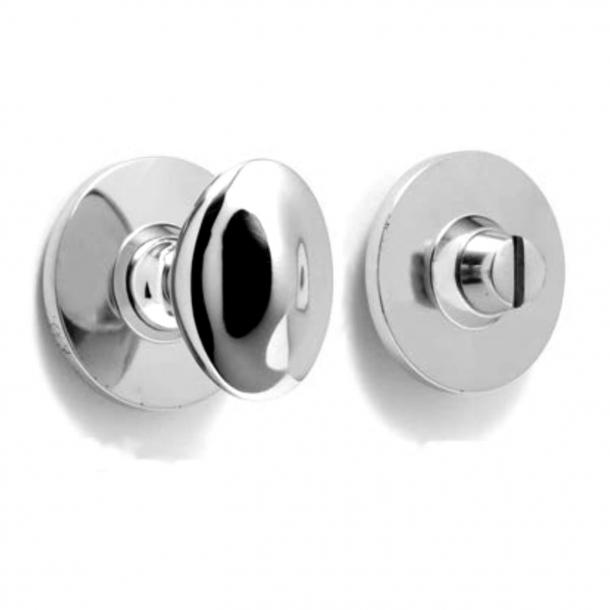 Sichtschutz - Profile - Nickel - Daumendrehung und Münzauslösung - Modell p8174