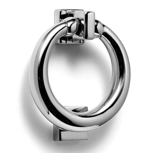 Türklopfer RING - Chrom - P7007