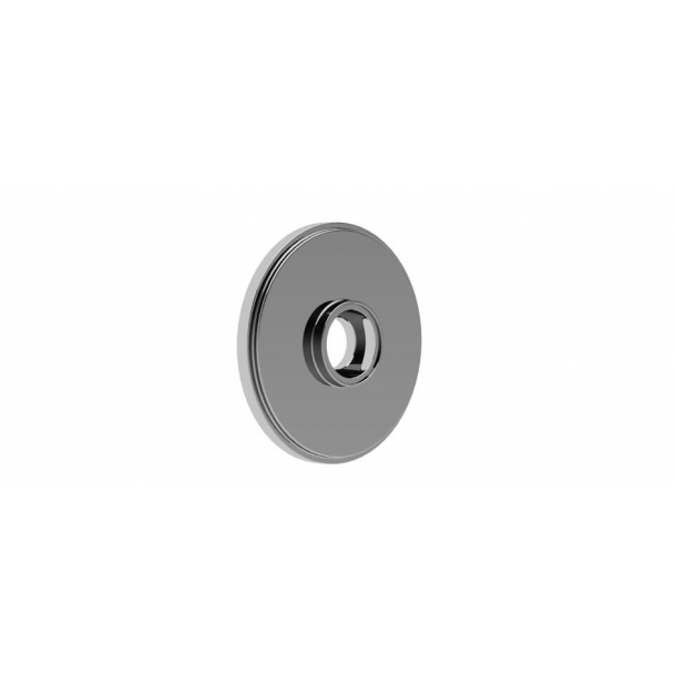 Rosset - Hidden screws - Chrome 63/69 mm