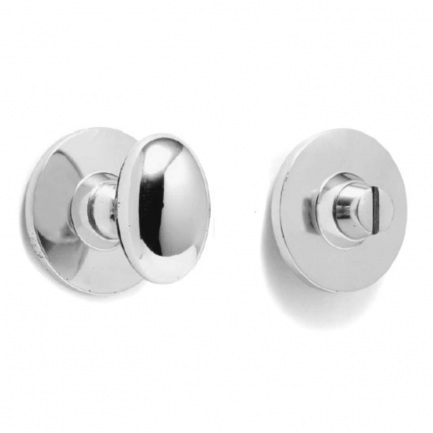 Privacy lock - Profile - Nickel - Thumb Turn and Coin Release - Model p8176