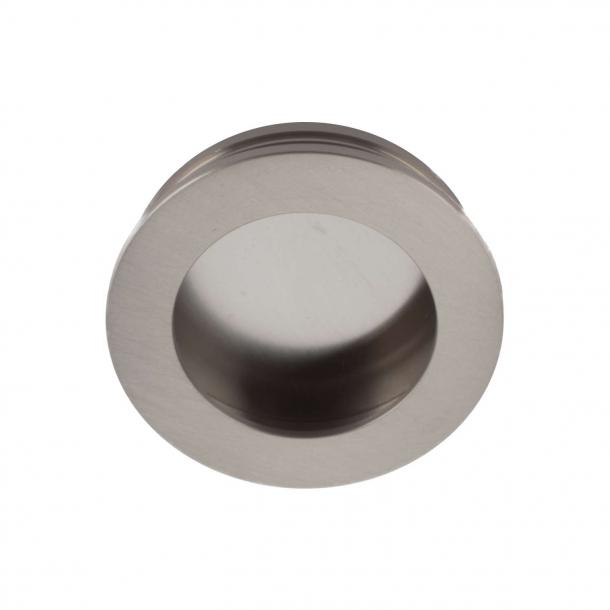 Sliding Bowl 595 40 Nickel Satin 40x35x10mm