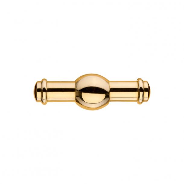 Door handle (set) - Brass - HAGMANN