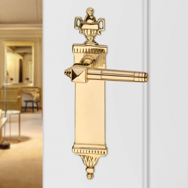 Klamka do drzwi - EMPIRE UFFICI - Szyld długi