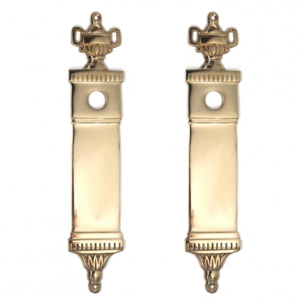 Szyld długi - Empire Brass - Seria UFFICI