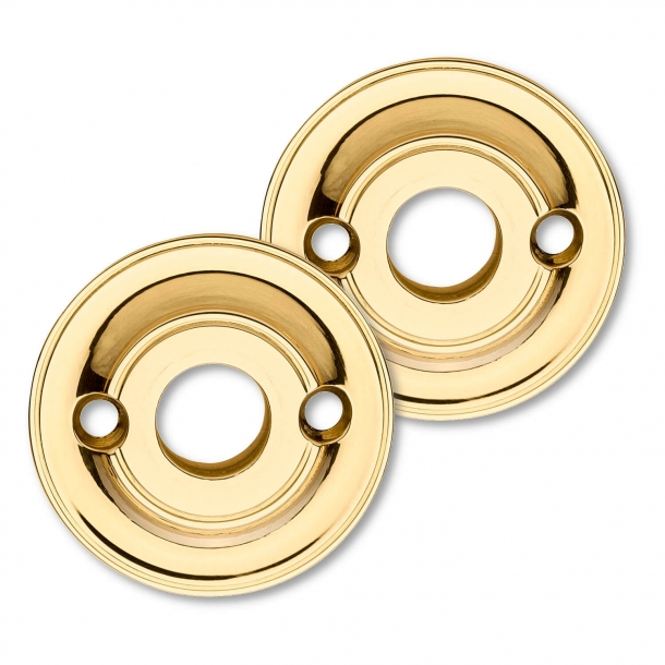 Rosset 267 - Polished Brass