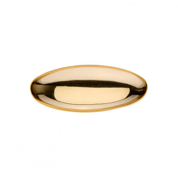 Door handle (set) - Brass - BLENHEIM IV