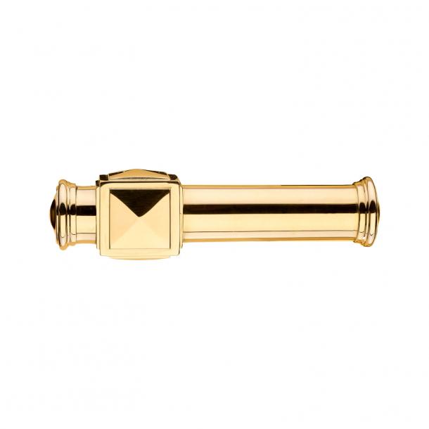 Klamka do drzwi - Mosiądz - ULLMAN 107