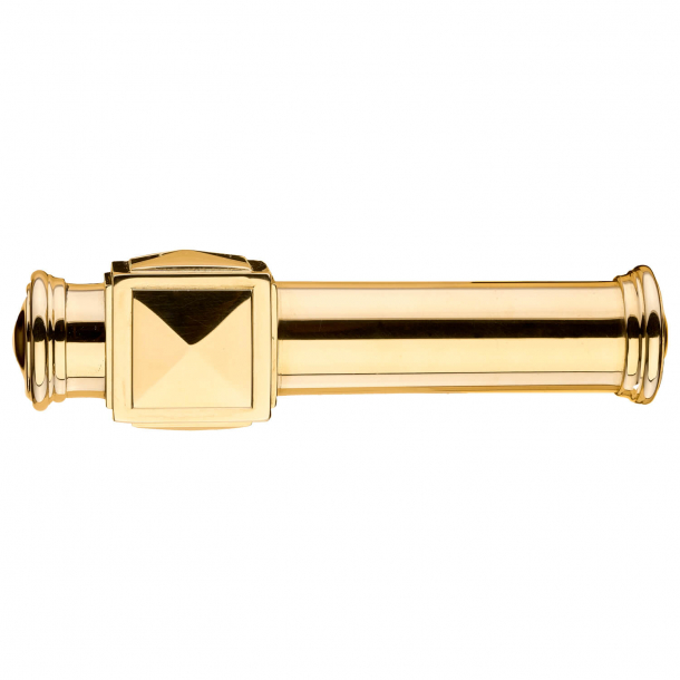 Klamka do drzwi - Mosiądz - ULLMAN 123 mm
