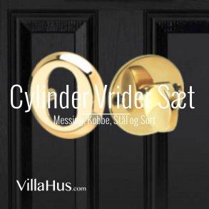 Cylinder-Thumb turn set