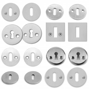 Escutcheon - Stainless steel