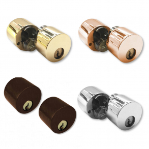 Cylinder afdækningskop