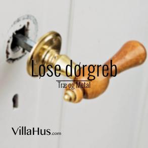 Klamki do drzwi bez okuć