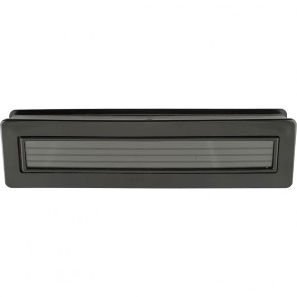 Letter plate Bakelite Black - Forza letters