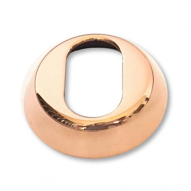 Cylinderring - Exteriör - Blank koppar (2-18 mm)