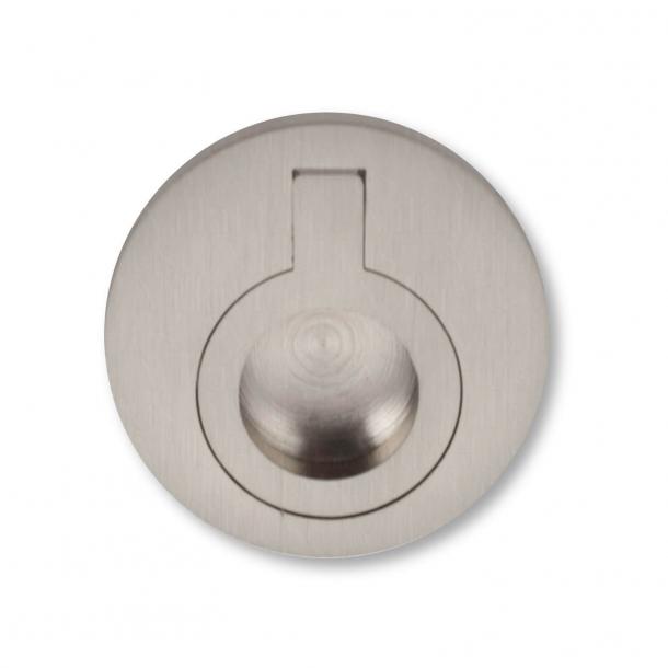 Furniture grip 580 - Matte nickel - ø51 mm