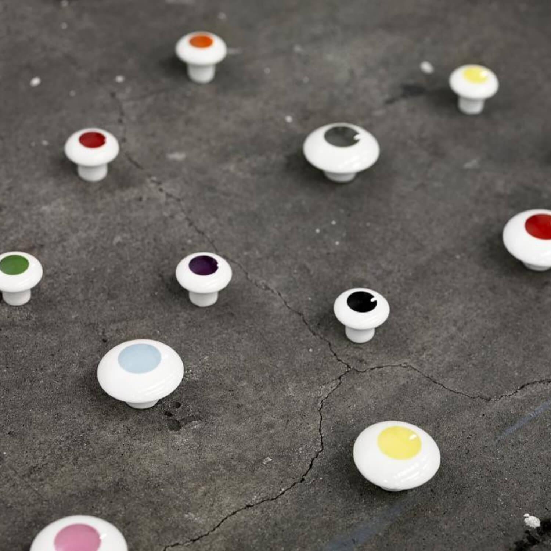 Møbelknopper - Knager - Porcelæn - Anne Black - DOT