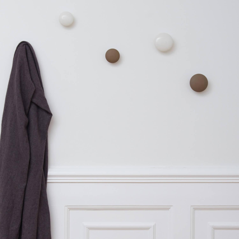 Møbelknopper - Knager - Porcelæn - Anne Black - MAT