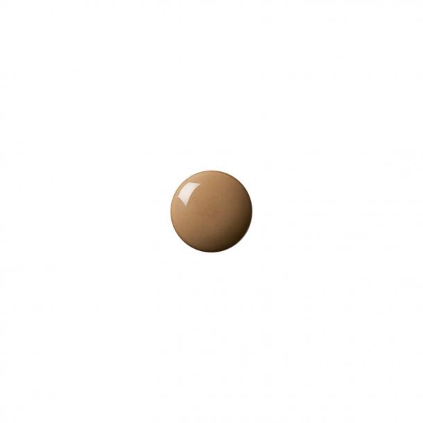 Cabinet knob or hook - Anne Black Porcelain - 30 x 30 mm - Mushroom - Model PLAIN