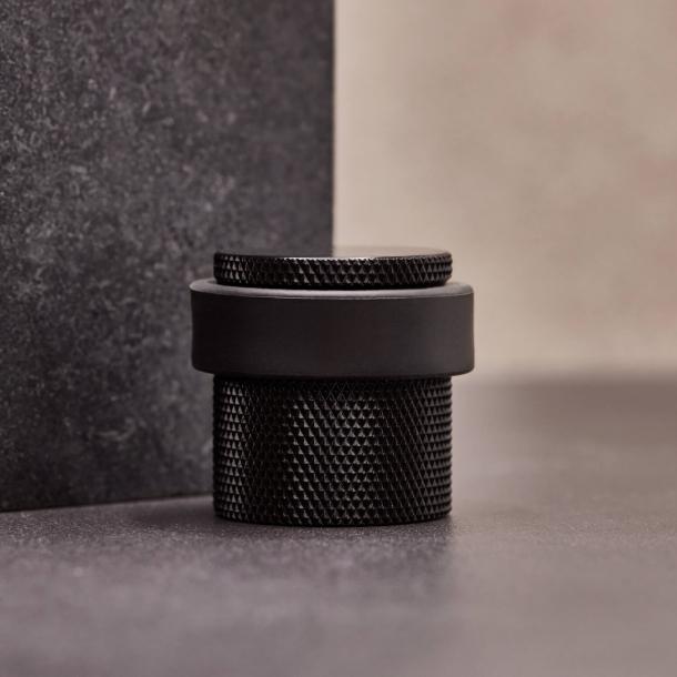Beslag Design Door stopper - Black - Model Helix