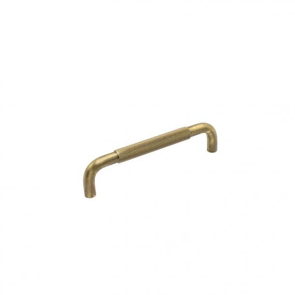 Möbelhandtag - Antik brons - HELIX - cc 128 mm
