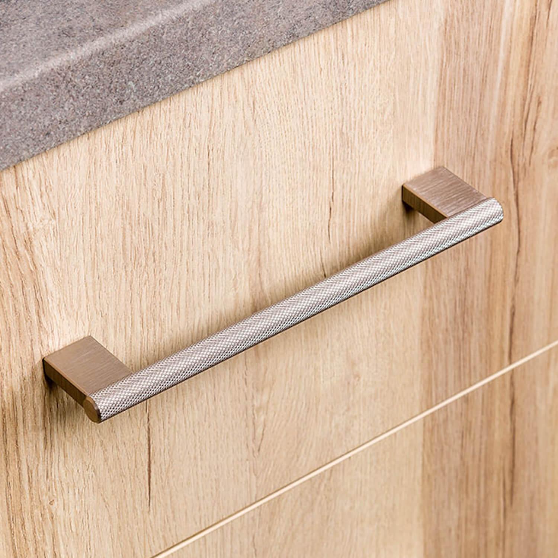 Møbelgreb - Børstet rustfri stål - MINI GRAF - Villahus